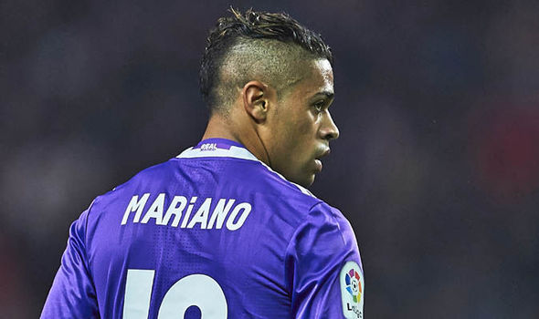 Mariano at Real Madrid