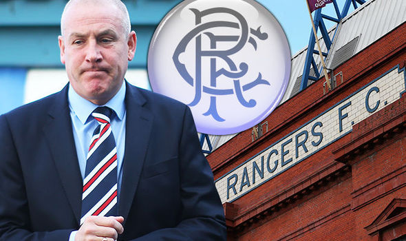 Mark Warburton WILL leave his post as Rangers boss