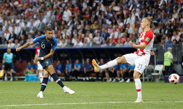 Il gol di Kylian Mbappé contro la Croazia | Numerosette Magazine