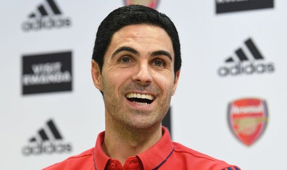 Arteta Not Considering Any Signing For Arsenal In January
