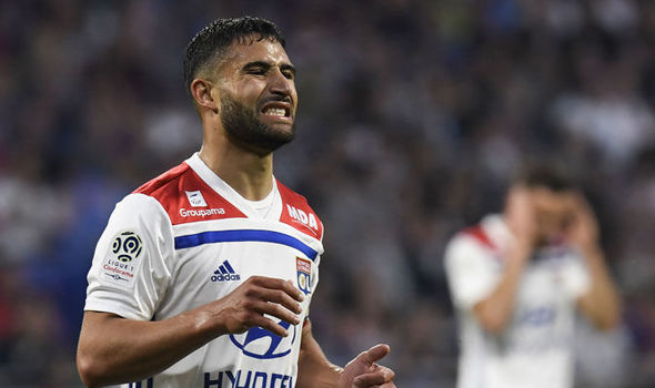 Liverpool transfer news: Nabil Fekir has all but agreed his move to the Reds
