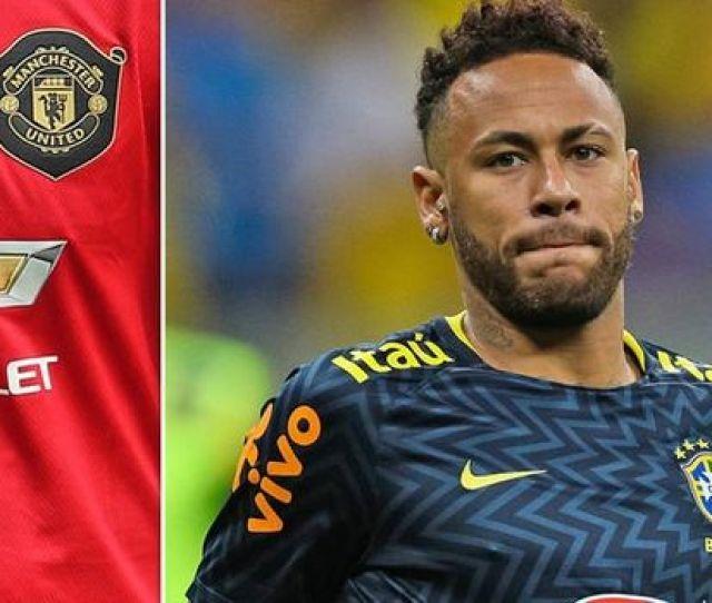 Neymar Psg Man Utd Real Madrid Transfer News