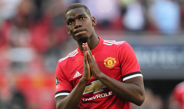 Man Utd transfer news: Paul Pogba has been offered to Chelsea, Barcelona and Real Madrid