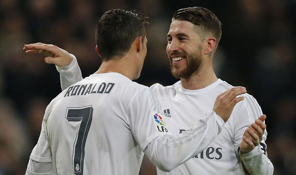 Real Madrid Cant Stop Ramos And Ronaldo Joining Man Utd