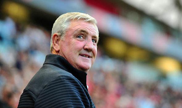 Aston Villa news: Steve Bruce urges side to embrace Wolves derby