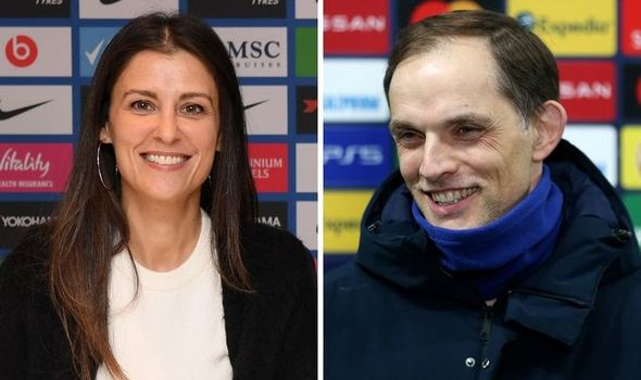Thomas Tuchel may want to begin building his own squad