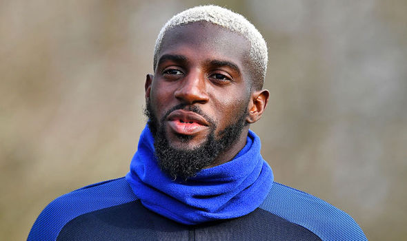 Tiemoue Bakayoko is attracting interest from Manchester United and Chelsea