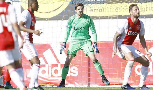 Newcastle goalkeeper Tim Krul deadline day