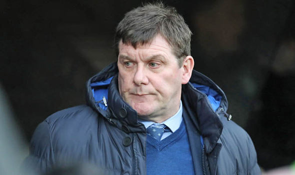 Tommy Wright was furious with officials over Celtic's penalty that led to the equaliser