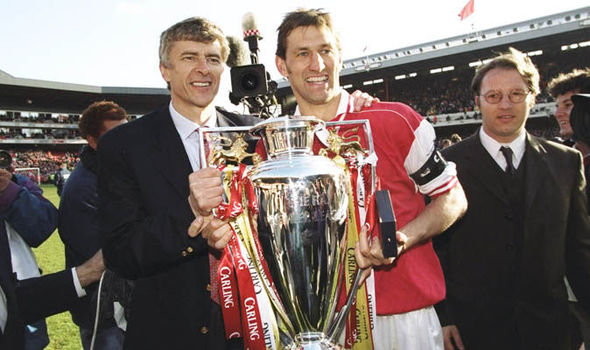 Tony Adams Arsenal Arsene Wenger News