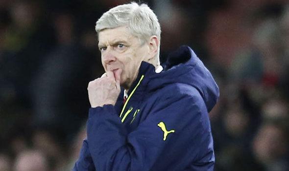 Arsene Wenger chews over Arsenal's defeat to Bayern Munich