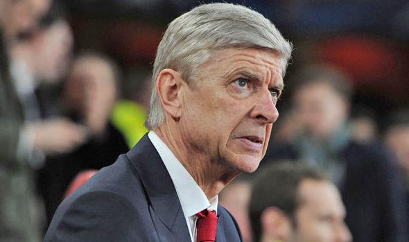 Arsene Wenger change