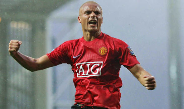 Wes Brown is now plying his trade at Blackburn