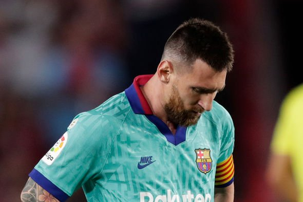 Barcelona fans demand Valverde sacking after Messi and co. lose at Granada - 'Clueless'Barcelona fans demand Valverde sacking after Messi and co. lose
