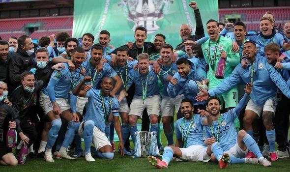 Man City Carabao Cup Final
