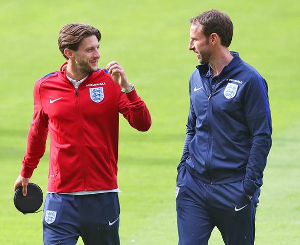 Adam Lallana had established himself as a key member of the England set-up in recent years