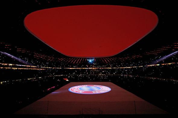 Arsenal Allianz Arena