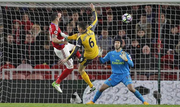 Alvaro Negredo scores for Middlesbrough