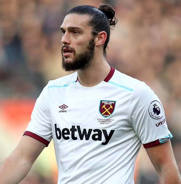 Andy Carroll has scored four goals in as many games