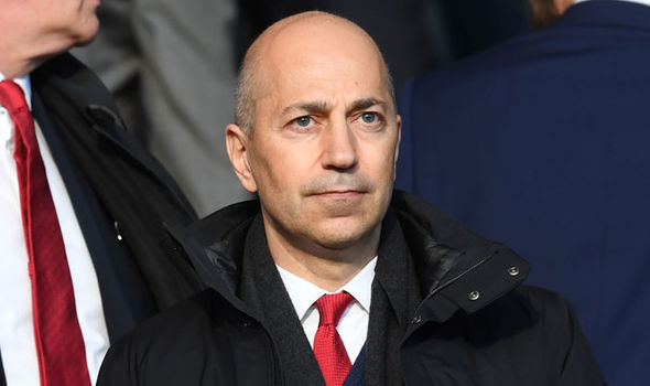 Arsenal CEO Ivan Gazidis called for unity