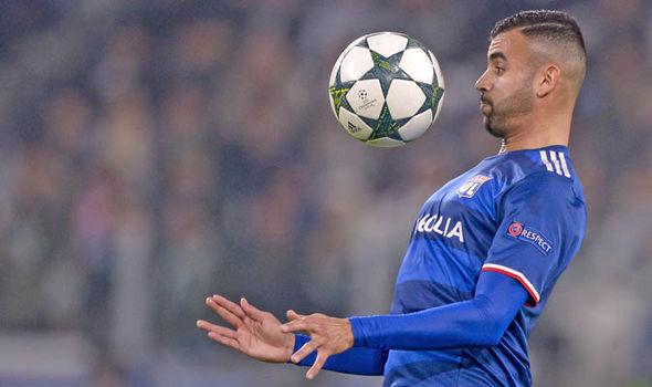 Rachid Ghezzal Arsenal