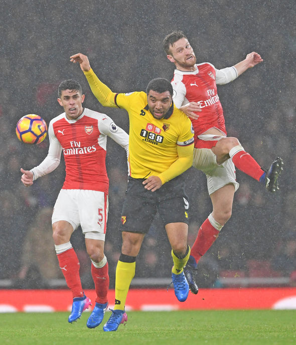 Arsenal Watford