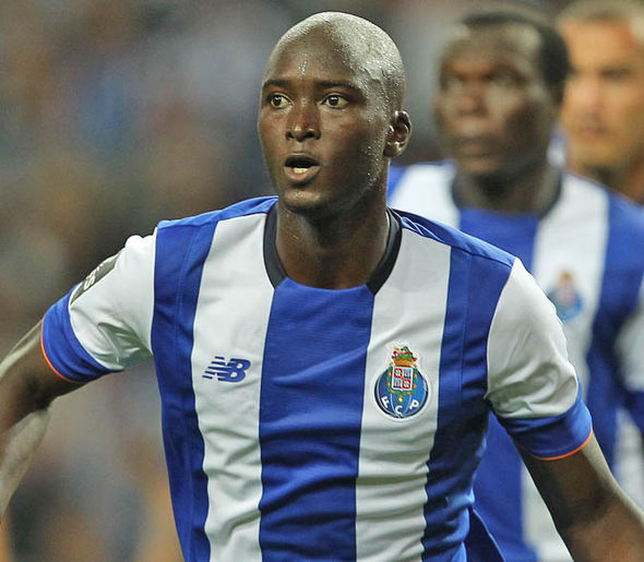 Arsenal sent scouts to watch Danilo Pereira in action for Porto