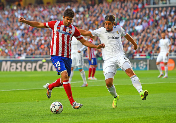 Diego Costa Atletico Madrid