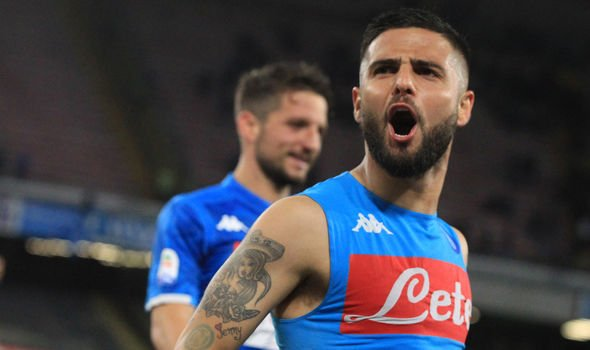Aurelio De Laurentiis admitted he cannot force Lorenzo Insigne to stay at Napoli