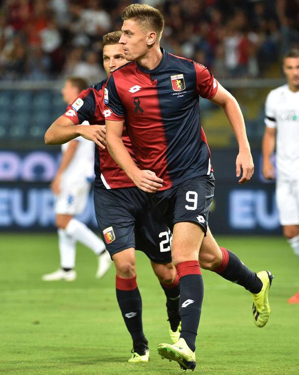 Barcelona transfer news: Barcelona could send scouts to watch Poland forward Krzysztof Piatek