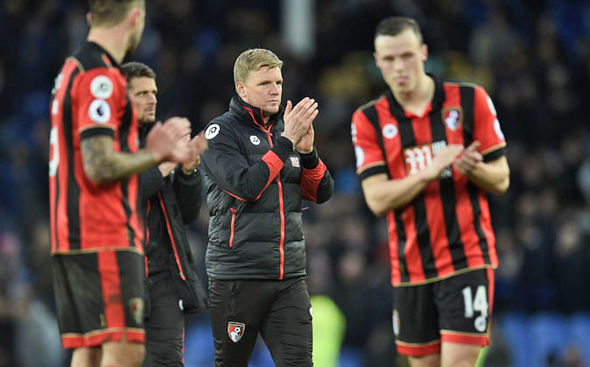 Bournemouth haven't won in their last six games