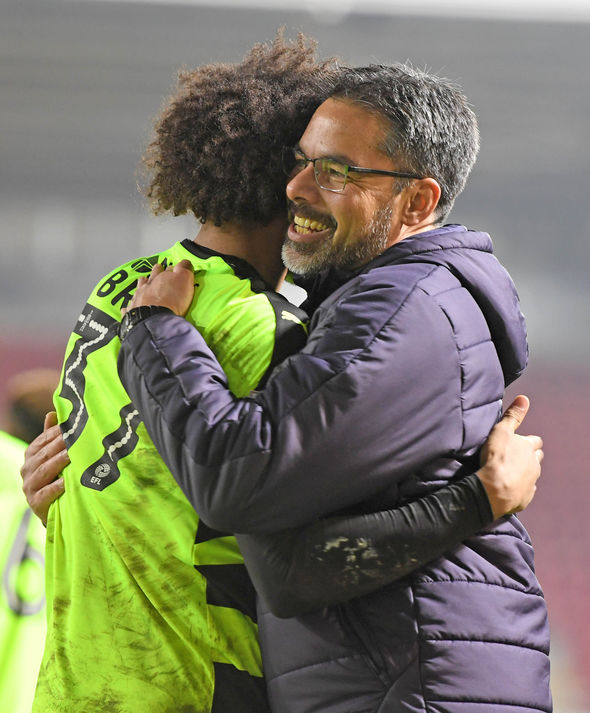 Izzy Brown David Wagner