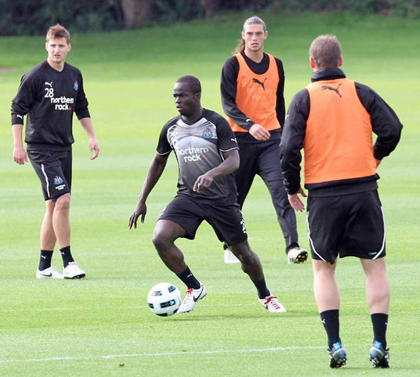 Cheick Tiote dead rumours