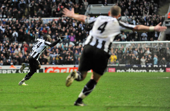 Cheick Tiote goal