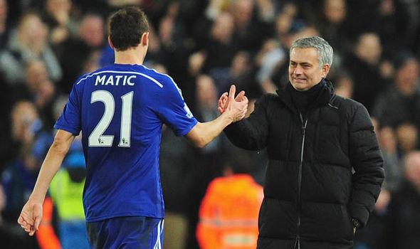 Chelsea Transfer News Nemanja Matic Juventus