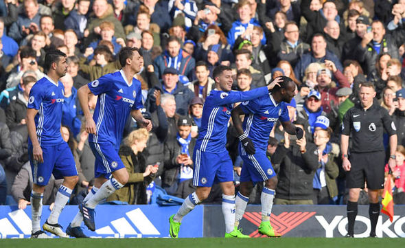 Chelsea have won 11 of their 12 league games at Stamford Bridge