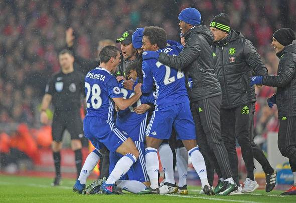 Chelsea success