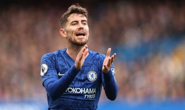 Chelsea transfer news Jorginho
