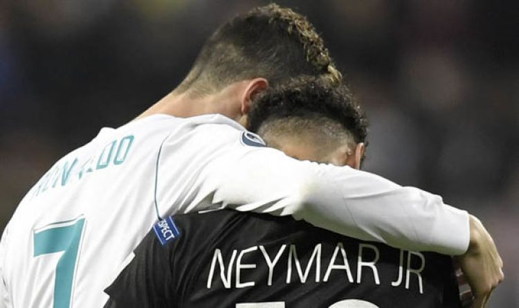 Cristiano Ronaldo Real Madrid PSG Neymar Champions League goals news
