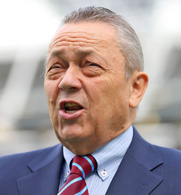 David Sullivan hit out at Payet over showing a lack of 'loyalty' to West Ham