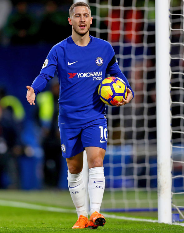 Eden Hazard to Real Madrid: Perez obsessed by Chelsea ...