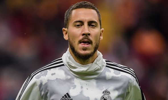 Eden Hazard knew he was going to join Real Madrid back in 2018