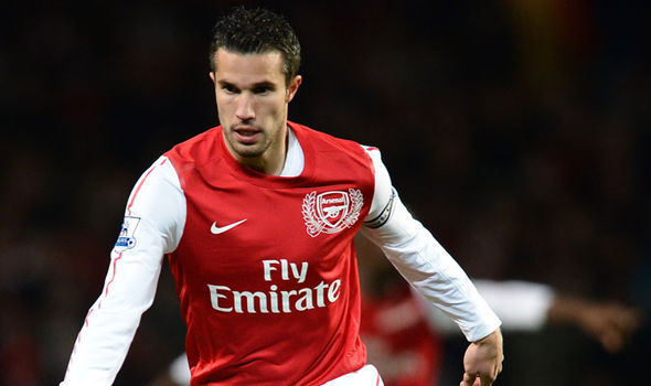 Robin Van Persie was the last striker that Arsenal have had who has been good enough to deliver a title