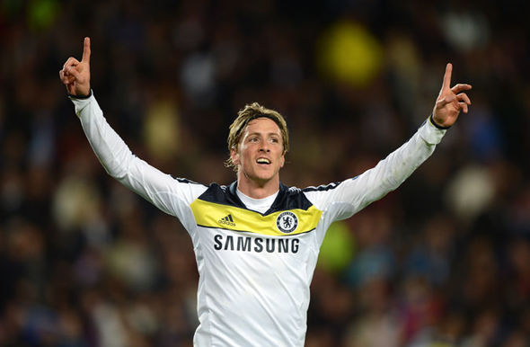 Ex-Chelsea star Fernando Torres scored an unforgettable goal against Barcelona