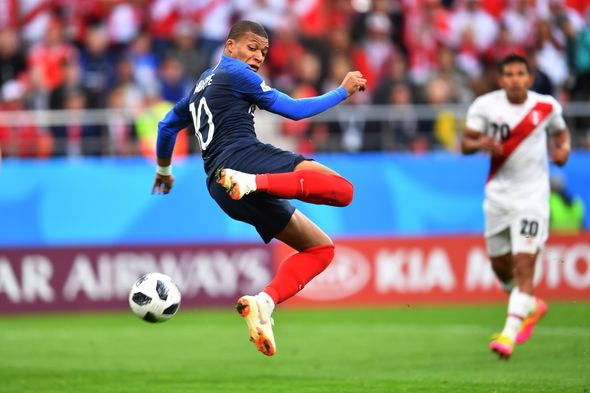 France vs Peru: Live World Cup score, goals and updates as Antoine Griezmann starts  World Cup result: France 1-0 Peru; Kylian Mbappe scores as Les Bleus reach knockout stages | Football | Sport France vs Peru Live World Cup score goals and updates as Antoine Griezmann starts 1390479
