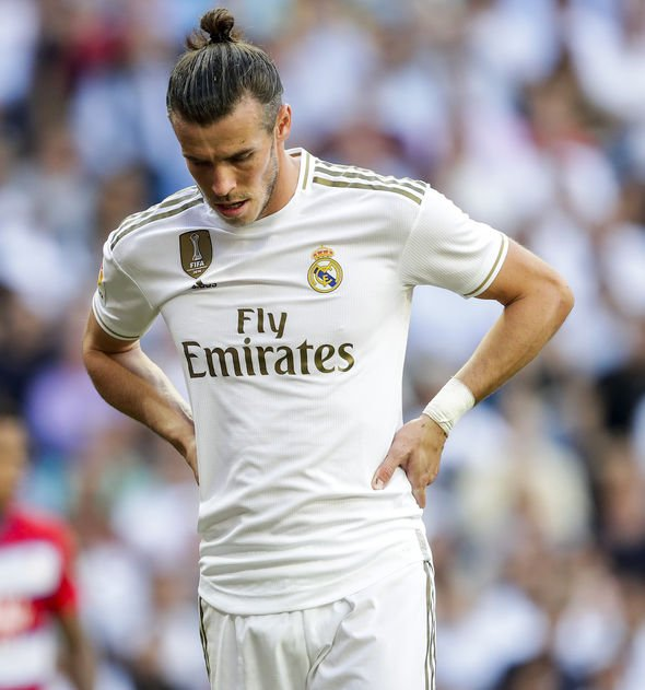 Gareth Bale wants to leave Real Madrid in January