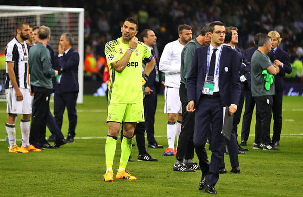 Gianluigi Buffon admits it will be tough to repeat their success this past season