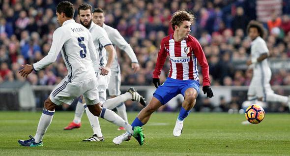 Griezmann at Real Madrid