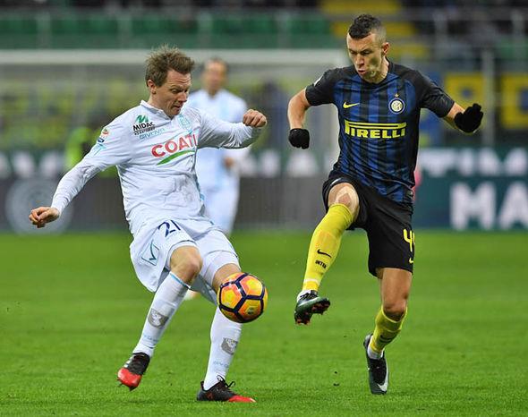 Ivan Perisic transfer news