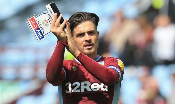Transfer news LIVE: Aston Villa ace Jack Grealish could be on the move